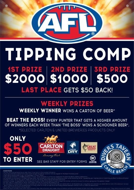 afl tipping - photo #30